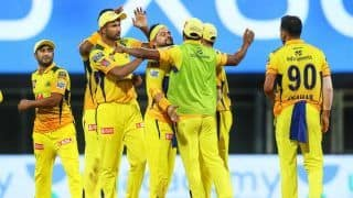 IPL 2021 Points Table After KKR vs CSK: Chennai Super Kings Climb to Top; Shikhar Dhawan Holds Orange, Harshal Patel Dons Purple Cap